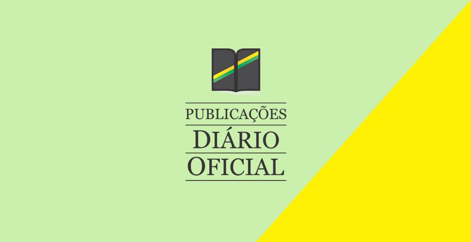 DOU - Diário Oficial da União